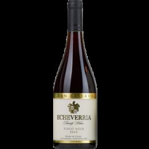 Pinot Noir Gran Reserva ECHEVERRÍA