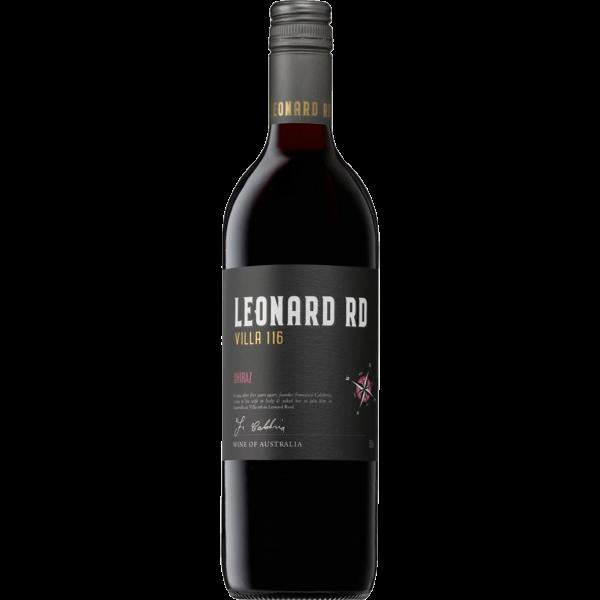 Leonard Road Shiraz