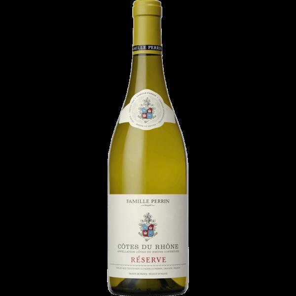 Famille Perrin – Côtes du Rhône blanc