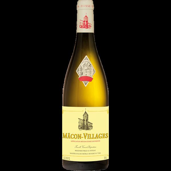 Château Fuissé – Mâcon Villages