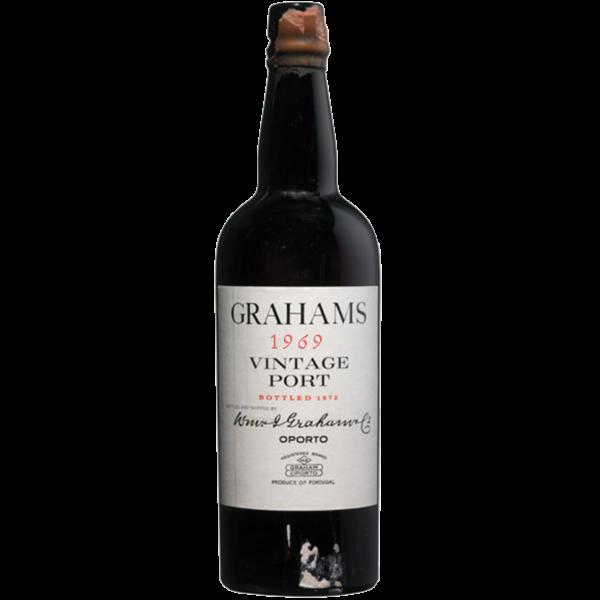 Grahams Vintage Port 1969